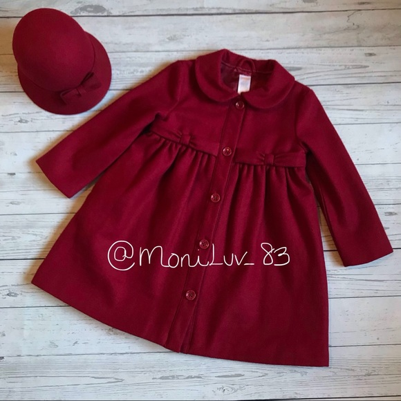 Gymboree Other - ❌SOLD❌ Gymboree Holiday Traditions petticoat & hat